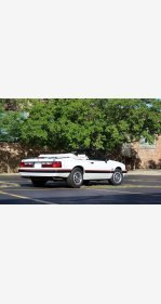 1988 Ford Mustang LX V8 Convertible for sale 101197629