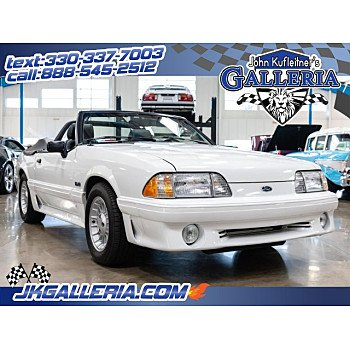1988 Ford Mustang GT Convertible for sale 101206346