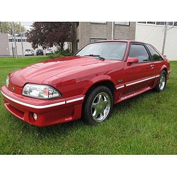 1988 Ford Mustang for sale 101229783