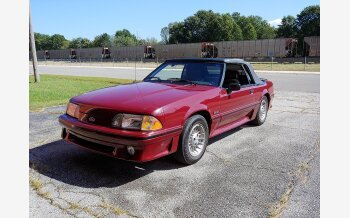 1988 Ford Mustang GT Convertible for sale 101233429