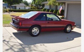 1988 Ford Mustang LX V8 Hatchback for sale 101282130