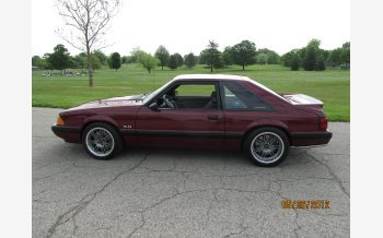 1988 Ford Mustang LX Hatchback for sale 101344751