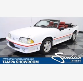 1988 Ford Mustang GT Convertible for sale 101388808