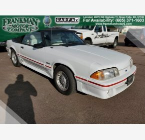 1988 Ford Mustang GT for sale 101409409