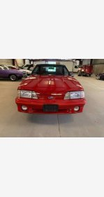 1988 Ford Mustang Convertible for sale 101416476