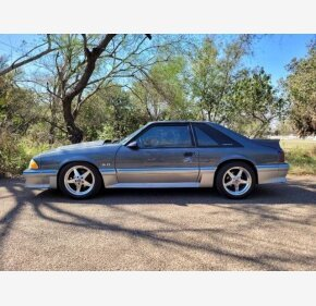 1988 Ford Mustang GT for sale 101459323