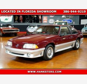1988 Ford Mustang GT Hatchback for sale 101461895