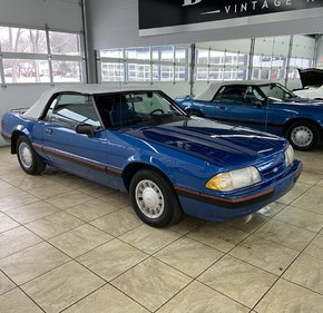 1988 Ford Mustang LX Convertible for sale 101475219