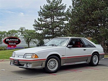 1988 Ford Mustang GT for sale 101526322