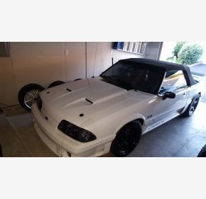 1988 Ford Mustang GT Convertible for sale 101037550