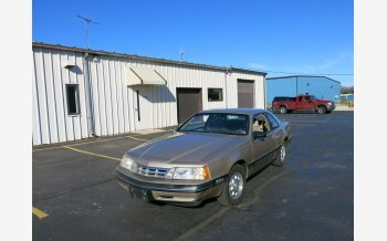 1988 Ford Thunderbird LX for sale 101065189