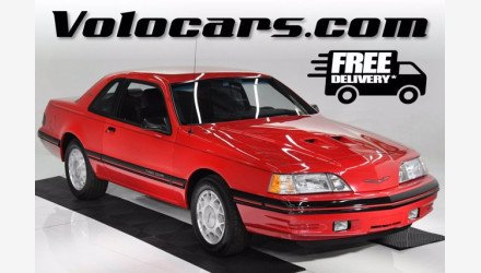 1988 Ford Thunderbird for sale 101405526