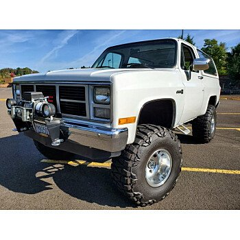 1988 GMC Jimmy 4WD for sale 101225196