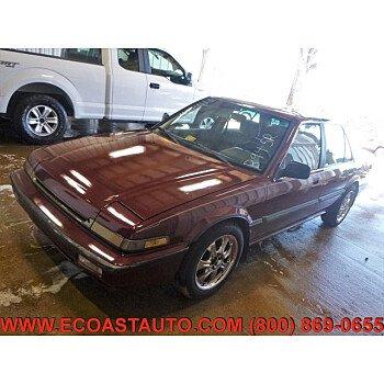1988 Honda Accord LX Sedan for sale 101326170
