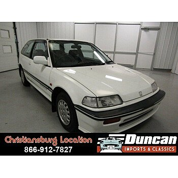 1988 Honda Civic for sale 101013537