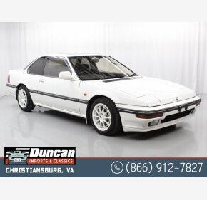 1988 Honda Prelude Si for sale 101400249