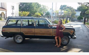 1988 Jeep Grand Wagoneer for sale 101207734
