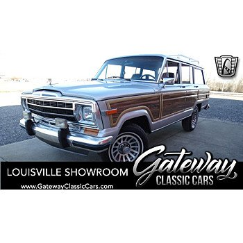 1988 Jeep Grand Wagoneer for sale 101264181