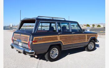 1988 Jeep Grand Wagoneer for sale 101265697