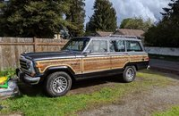 1988 Jeep Grand Wagoneer for sale 101274344