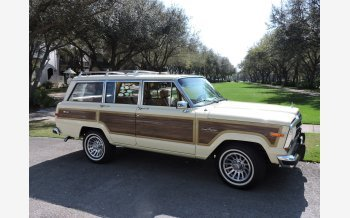 1988 Jeep Grand Wagoneer for sale 101305325