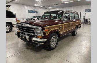 1988 Jeep Grand Wagoneer for sale 101435034