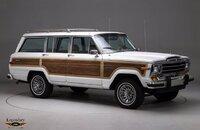 1988 Jeep Wagoneer for sale 101428840