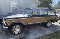 1988 Jeep Wagoneer Limited for sale 101461779