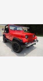 1988 Jeep Wrangler 4WD Laredo for sale 100999051