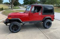 1988 Jeep Wrangler 4WD S for sale 101080964
