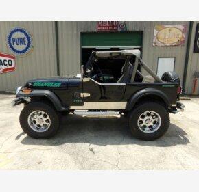 1988 Jeep Wrangler 4WD Laredo for sale 101330215