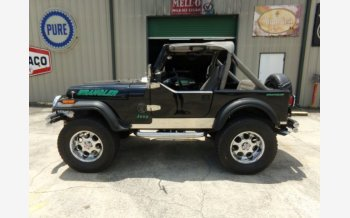 1988 Jeep Wrangler 4WD Laredo for sale 101330215