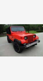 1988 Jeep Wrangler for sale 101356232