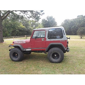 1988 Jeep Wrangler for sale 101387247