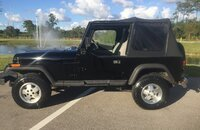 1988 Jeep Wrangler 4WD for sale 101415464