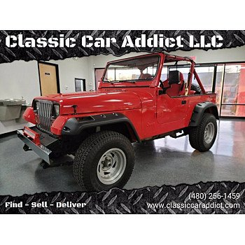 1988 Jeep Wrangler for sale 101453389