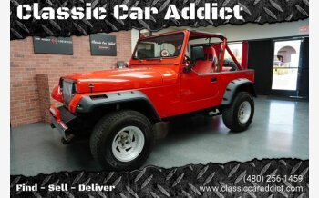 1988 Jeep Wrangler for sale 101530304