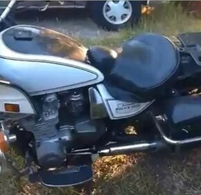 1988 Kawasaki Police 1000 for sale 200621369