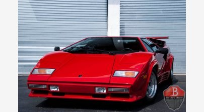 1988 Lamborghini Countach Coupe for sale 101005159