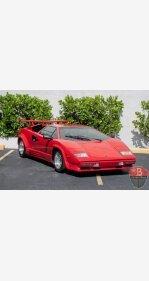 1988 Lamborghini Countach Coupe for sale 101005159