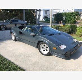 1988 Lamborghini Countach for sale 101224211