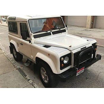 1988 Land Rover Defender for sale 101187700