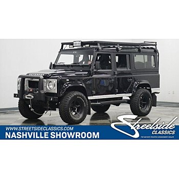 1988 Land Rover Defender for sale 101471060
