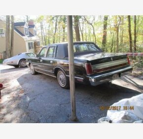 1988 Lincoln Continental for sale 100915466