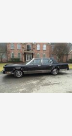 1988 Lincoln Town Car Signature for sale 100957902