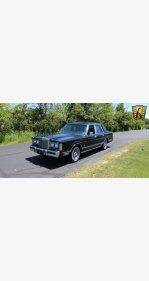 1988 Lincoln Town Car for sale 101002637