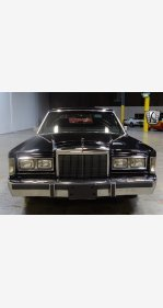 1988 Lincoln Town Car for sale 101422219