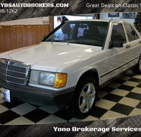 1988 Mercedes-Benz 190E for sale 101247003