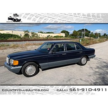 1988 Mercedes-Benz 300SEL for sale 101066724