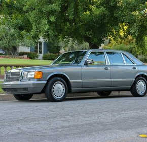1988 Mercedes-Benz 420SEL for sale 101330774